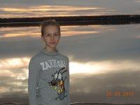 Кривоногова Кристина Дмитриевна