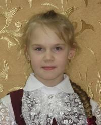 Матвеева Ульяна Сергеевна