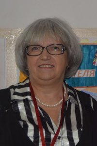 Бурбах Елена Николаевна