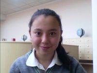 Кенес Айнур Сахатбековна