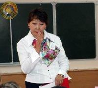 Раднаева Валентина Дагбаевна
