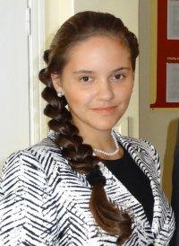 Нартова Анастасия Олеговна