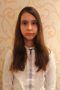 Мазур  София Вадимовна